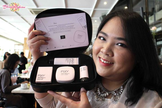 The Pixy UV Whitening 4 Beauty Benefit Makeup