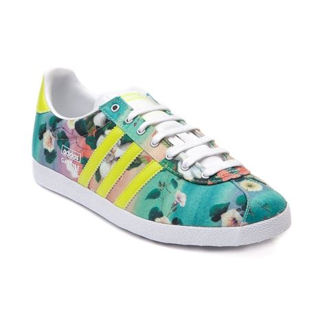 Adidas Gazelle Womens Light Blue