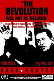 """DOCUMENTÁRIO SOBRE HUGO CHÁVEZ: """"A REVOLUÇÃO NÃO SERÁ TELEVISIONADA – O GOLPE NA VENEZUELA"""""""