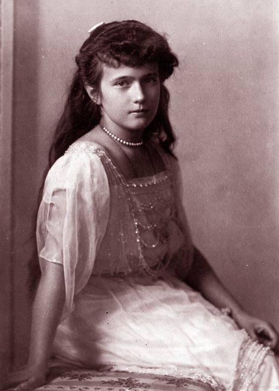 A dark cloud hangs over the life of the real Anastasia Romanov