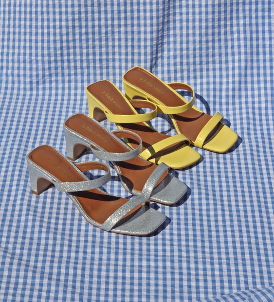 Tripp Mules By 2 Baia Vista At Zomp Heart Shoes Tripp Leather Mules
