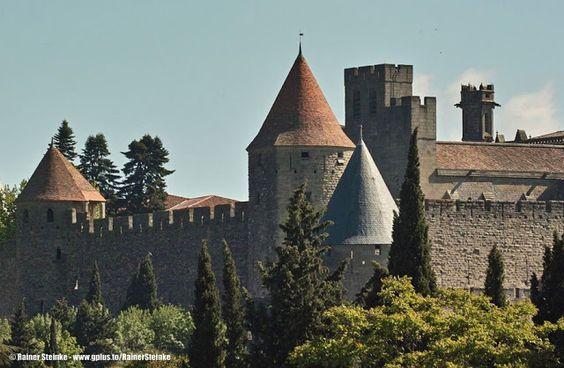 Carcassonne - Eine Reise in die Vergangenheit