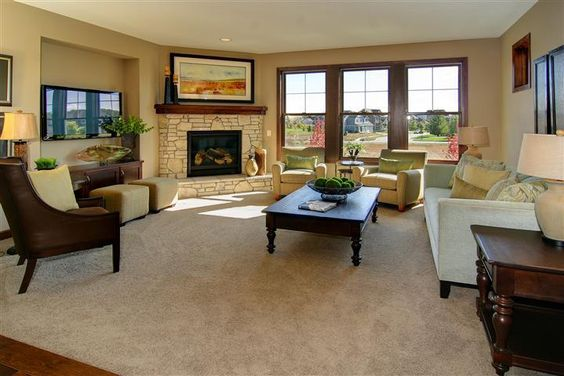 Corner Fireplace Furniture Placement Furniture Layout For Living Room Pinterest I Want