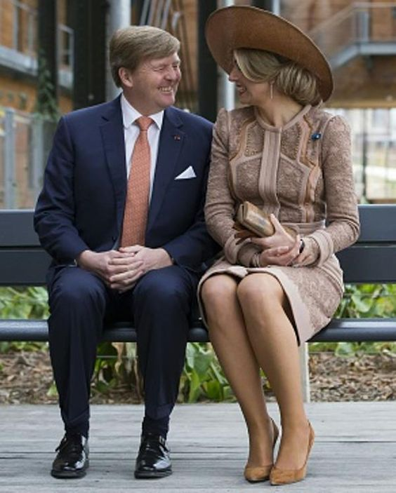Royal Family Around the World: King Willem-Alexander of the Netherlands and Queen Maxima on Official Two days State Visit in Paris : Day One on March 10, 2016