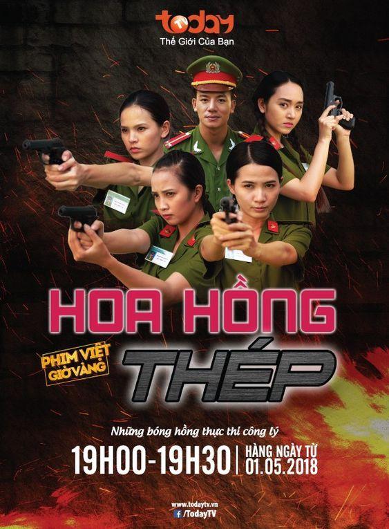 Hoa Hồng Thép -