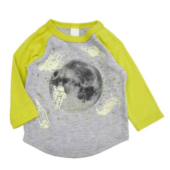 BABY PLANET TEE