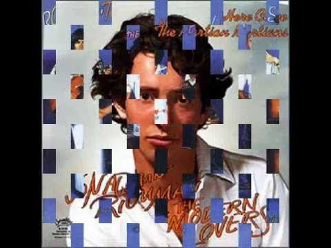THE MODERN LOVERS  -  OLD WORLD    #TheModernLovers