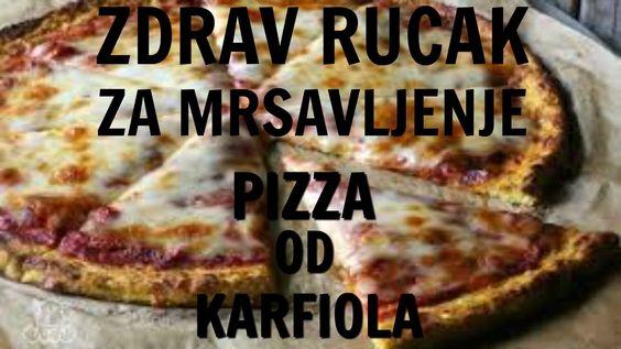 baza za pizzu za mršavljenje
