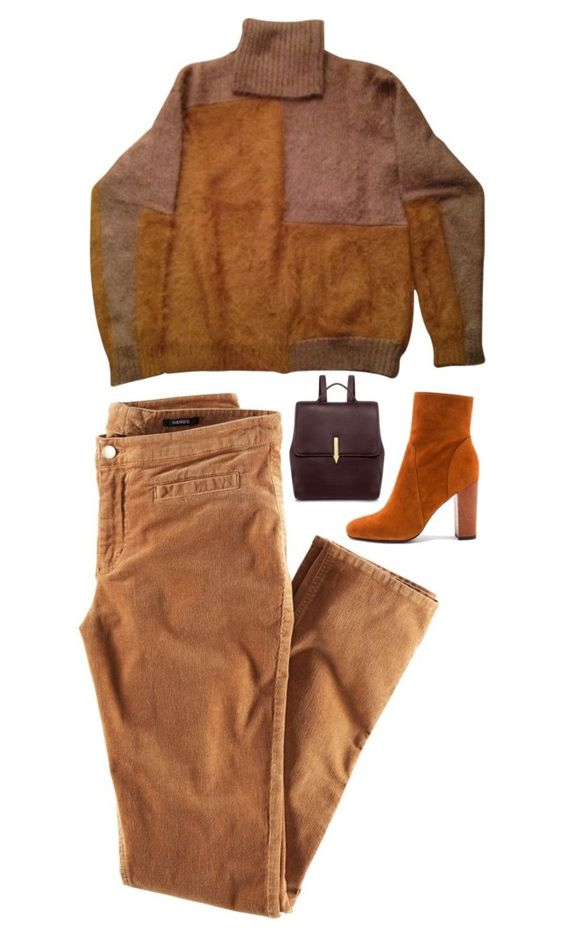 """""""Untitled #2149"""" by kitkat12287 ❤ liked on Polyvore featuring 10 Crosby Derek Lam, H&M and Karen Walker"""