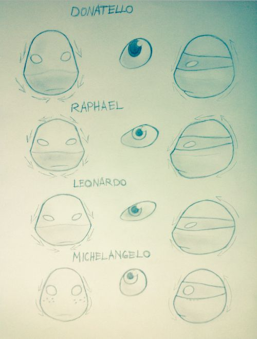 heads (NOT MY WORK) reference