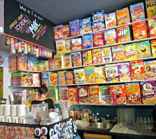 The 10 Coolest Cafes In London You Need To Visit Society19 Uk Cool Cafe London Cafe Cereal Cafe