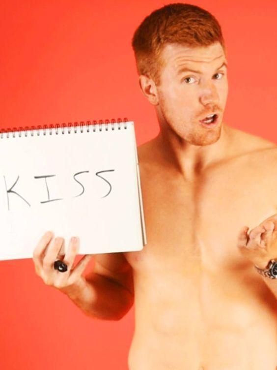 Kiss my Ginger Ass