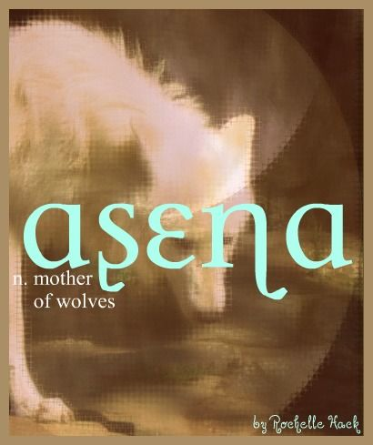 Baby Girl Name: Asena. Meaning: Mother of Wolves. http ...