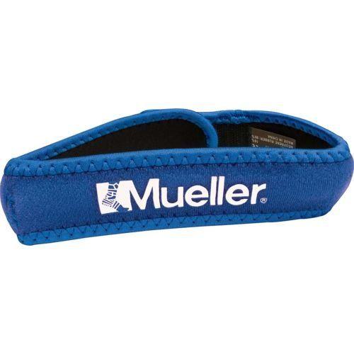 Mueller Coloured Knee Strap Royal Blue - http://on-line-kaufen.de/mueller/royal-blue-mueller-kniegurt-jumpers-knee-strap