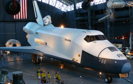 USS Enterprise space shuttle