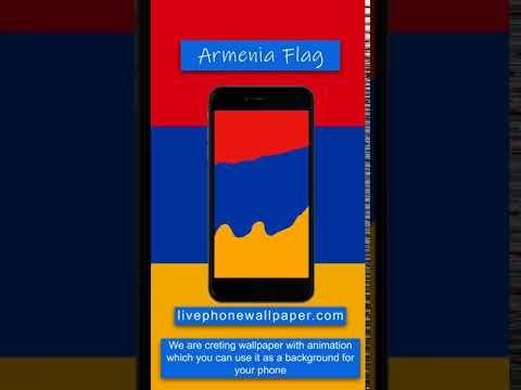 Armenia S Flag Live Wallpaper Iphone Live Wallpaper Android Youtube Live Wallpaper Iphone Iphone Wallpaper Live Wallpapers