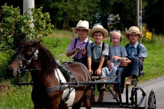 """Poporul Amish nu e afectat de autism. Cum se face ca cei care sunt fara """"miracolele"""" medicinii moderne sunt cei mai sanatosi?"""