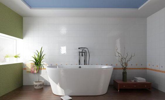 5 tendencias en la decoración de baños que tienes que conocer - Hogar Total