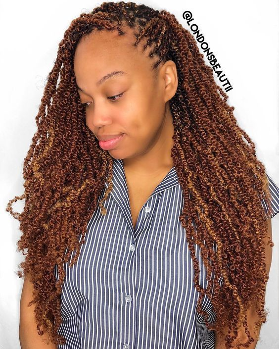 Comment Entretenir Une Coiffure Protectrice Sur Cheveux Crepus Nybeauty Care Braids For Short Hair Braided Hairstyles Hair Styles