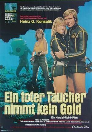 Ein toter Taucher nimmt kein Gold, 1974.