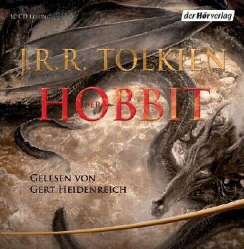Ebay Sponsored Der Hobbit 10 Audio Cds Horbuch Neu Hobbit Tolkien Der Kleine Hobbit