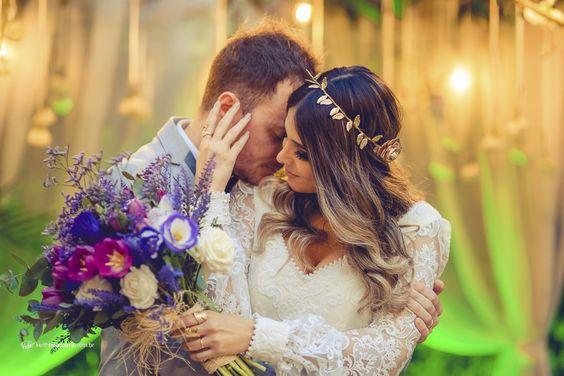 Marina & Paulo | Mariée: Inspiração para Noivas e Casamentos