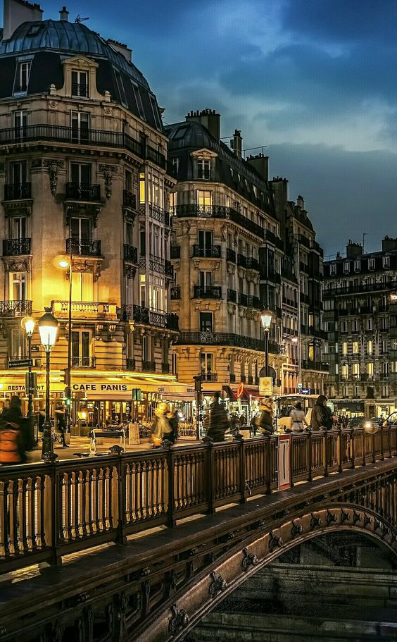 Paris France-I've already been once, when I was single. But this city needs to be experienced with the one you love...