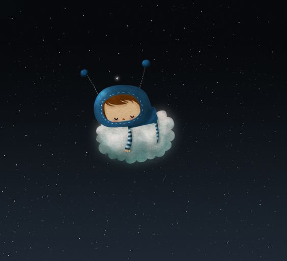 Sleeping and Dreaming by toinjoints.deviantart.com on @deviantART