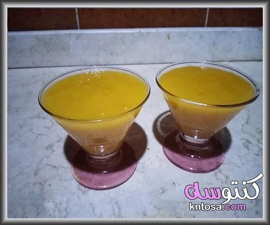 طريقة عمل عصير المانجو بالبطاطا من مطبخي Food Desserts Pudding