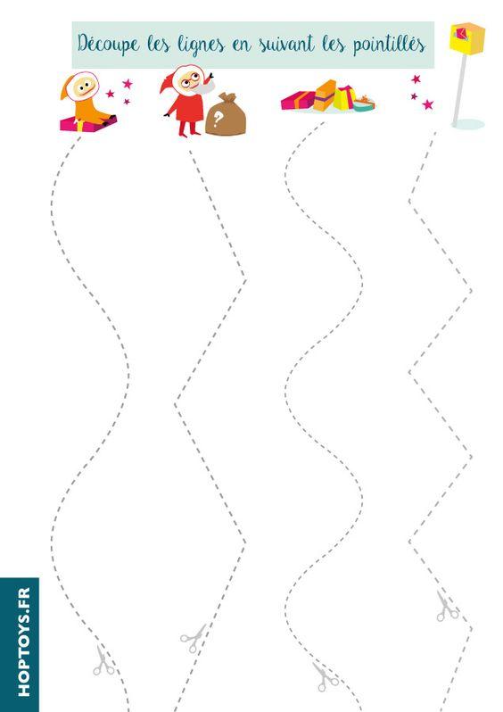 21 planches d'activité à télécharger et imprimer sur le thème de Noël.                                                                                                                                                                                 Plus