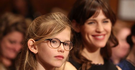 Jennifer Garner Admits She's Panicking About Daughter Violet's Teen Years