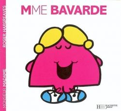 Couverture Madame Bavarde