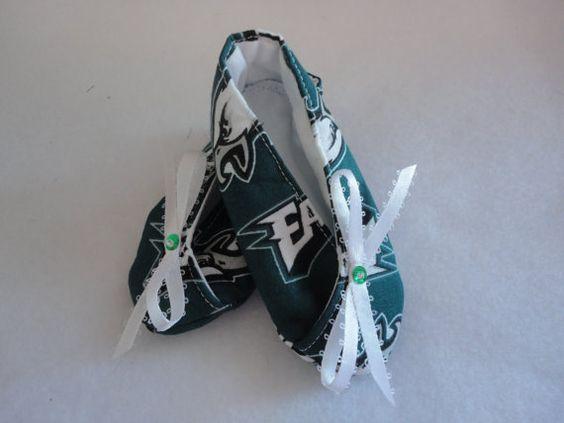 Baby Shoes 36 Mo. Girls  Handmade Philadelphia by Trendystyles5, $8.00