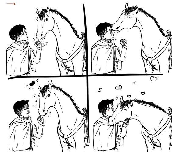 True love (?)