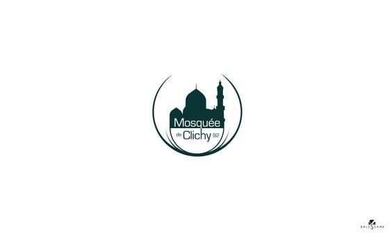 Logo Mosquée de Clichy.