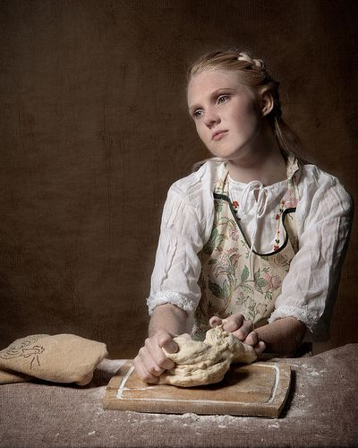 Dough. by Maria Kanevskaya