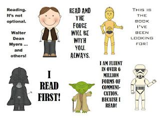 That's right, I am pinning my own bookmarks. BECAUSE I LOVE THEM SO MUCH! #swnerd