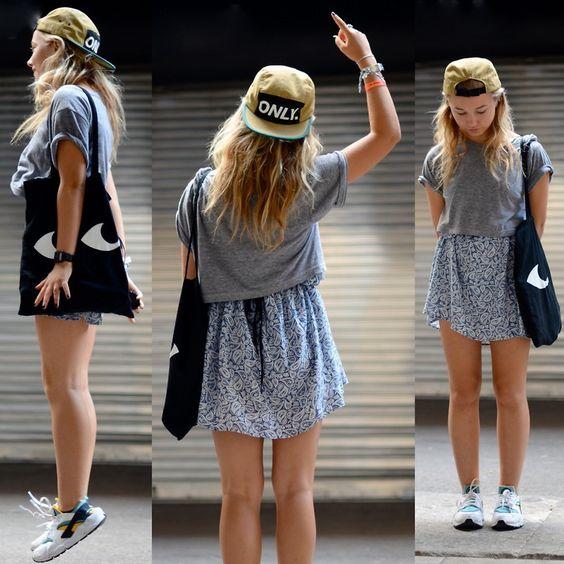 Nike Huarache Outfit Uomo
