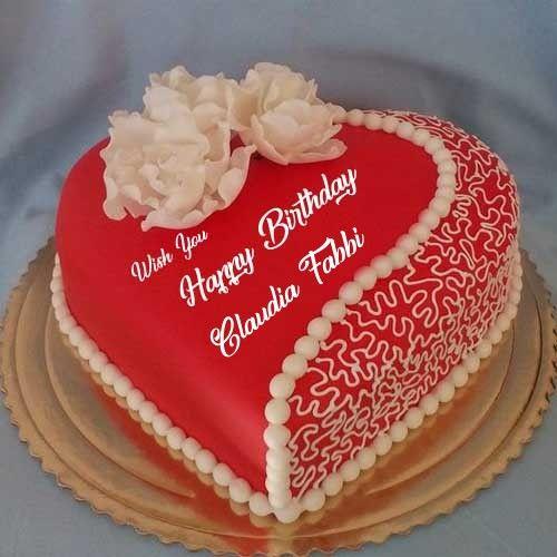 Outstanding Beautiful Happy Birthday Cake Name Images Romantic Birthday Cake Funny Birthday Cards Online Elaedamsfinfo
