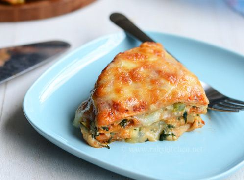 Roti Vegetable Lasagna Rotimatic Recipes Indian Food Recipes North Indian Recipes Food Recipes