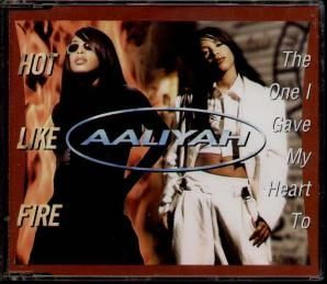 Aaliyah, Timbaland – Hot Like Fire acapella
