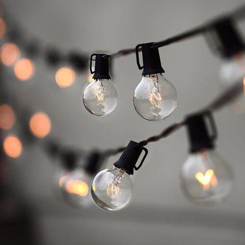 Serie De Luces Focos Jardin Exterior Y Patio Vintage 7 5m 699 00 Luces En Jardines Luces Para Jardin Exterior Iluminacion De Patio
