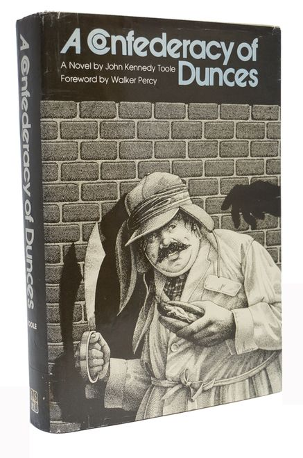 Image result for A Confederacy of Dunces (John Kennedy Toole, 1980) hd