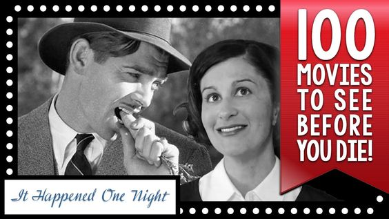 It Happened One Night (1934) - Movie Review