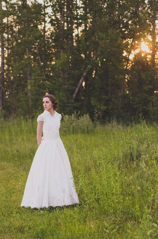 Fairy Tale Ball Gown Wedding Dress