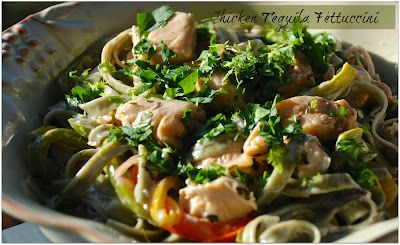 Living Rancho Delux: My Favorite Pasta - Tequila lime Chicken pasta,