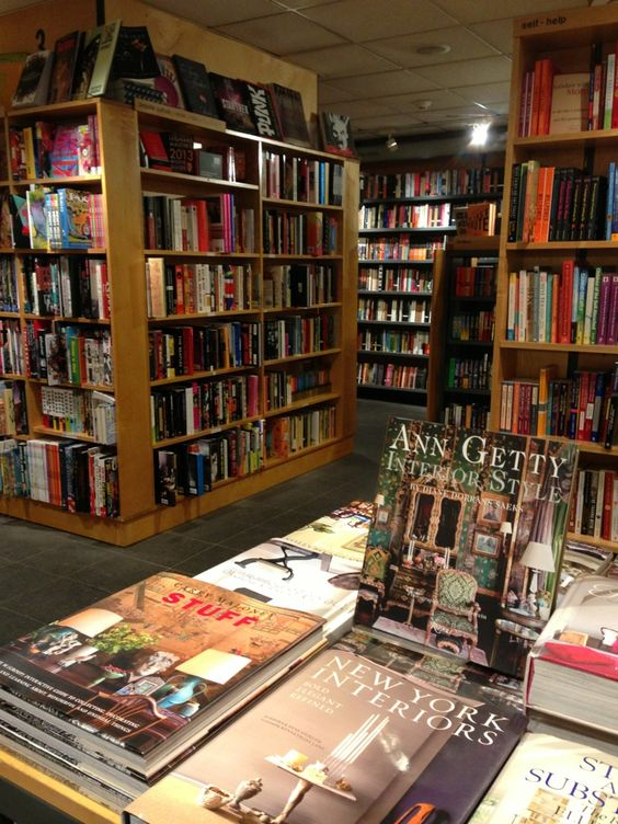 Posman Books in New York, NY