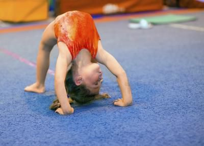 List of Physical Activities for Preschool Gymnastics. Most of the activities in this article are skills that we learn and practice in our classes starting at walking age in our Mommy & Me classes.