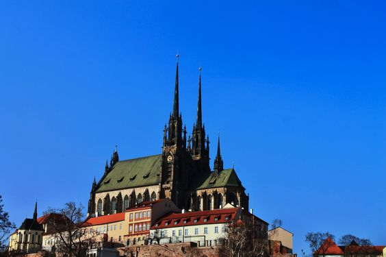 St. Peter's and Paul's Cathedral by Klara Tomesova on 500px