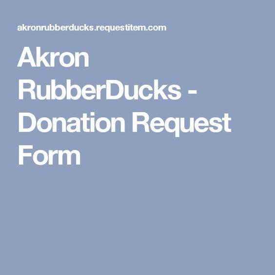 Donationxchange  Request Form  Donations